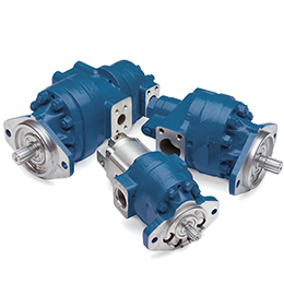 Hydraulic Gear Pumps Ferra