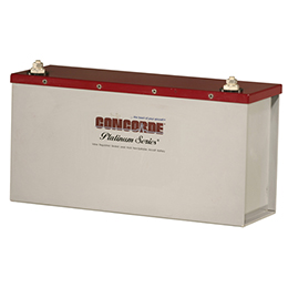 RG-355 Aircraft Battery
