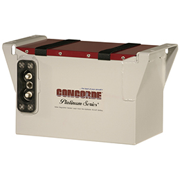 RG-500 Aircraft Battery