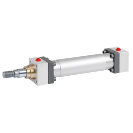 hd – hk iso 6020-2 hydraulic cylinders with counterflanges