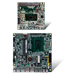 COM Express COM modules / Mini ITX Motherboards