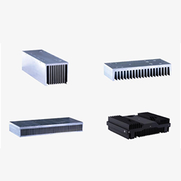 High-tech Extruded Heatsink