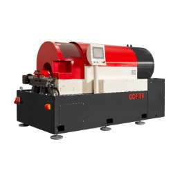 Beaver 16 S Automatic stationary  beveling  and chamfering machine for pipes tubes and bars up to outside diameter 16 inch