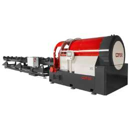 Beaver 56 S Automatic Stationary  beveling  and chamfering machine for pipes tubes and bars up to outside diameter 56 inch