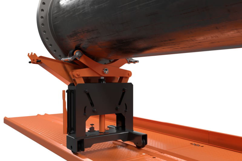 Rotoweld 3.0 Single Bay HD - Automated Pipe Spool Welding Solution for GMAW, SAW, FCAW / MCAW, for pipes up to 1219mm diameter