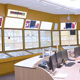 Ans3-5 compliant digital replica control room