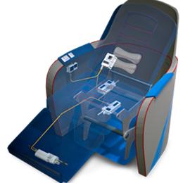 mcx premium seat modular control system