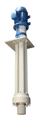 PPS Plastic Vertical Pump