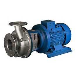 shc stainless steel mechanical seal pump