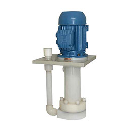 vsl plastic vertical sealless pump