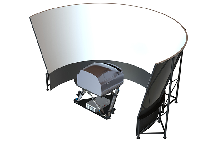 Automotive driving simulators AS2