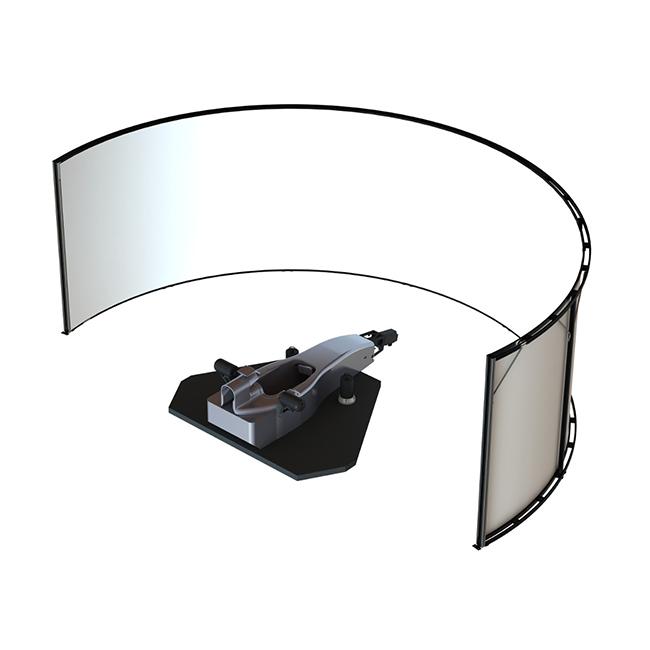 Motorsport driving simulators MS1