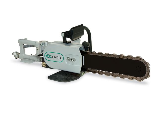 536163-1 Pneumatic Concrete Chain Saws