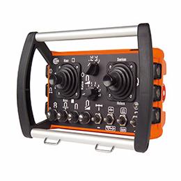 Radio Controls-Spectrum 2