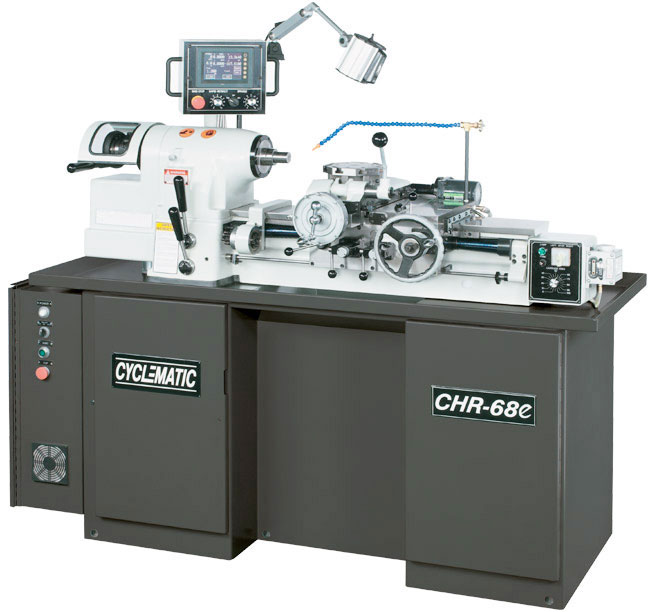 CHR-68e Toolroom Lathe