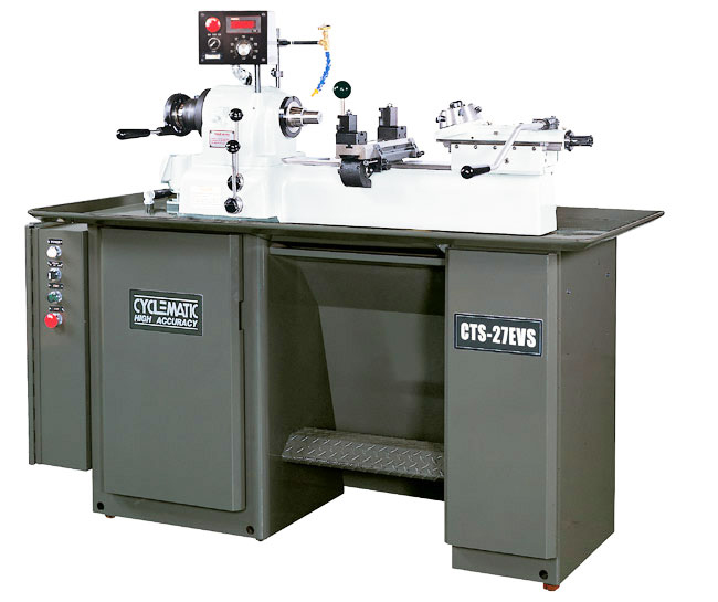 CTS-27EVS Toolroom Lathe