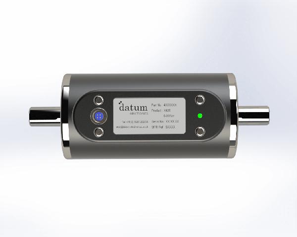 Rotary Torque Sensor with Keyway Shafts M425