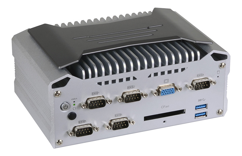 Industrial Fanless PC Box