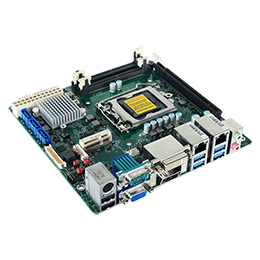 Mini-ITX motherboard SD100-H110