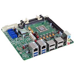 Mini-ITX motherboard BE170