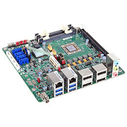 Mini-ITX motherboard BE171/BE173
