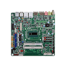 Mini-ITX motherboard HU101/HU103