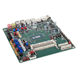 Mini-ITX motherboard HU171/HU173