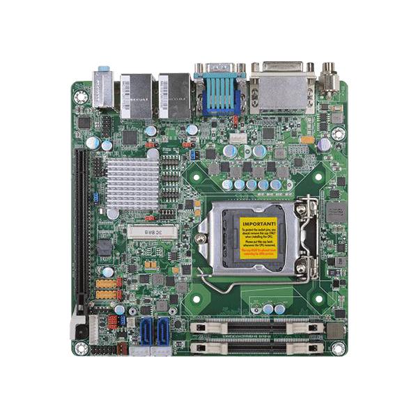 Mini-ITX motherboard HD171/HD173-H81