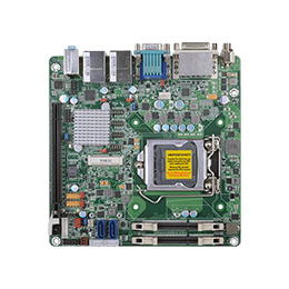 Mini-ITX motherboard HD171/HD173-H81