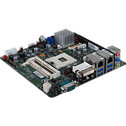 Mini-ITX motherboard CR101-D