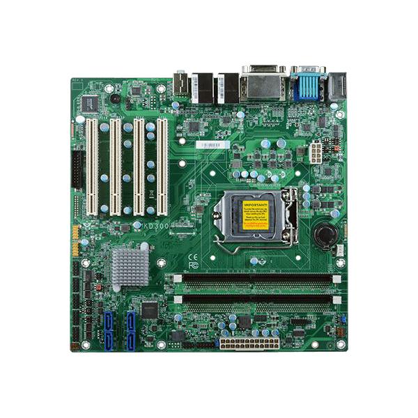 MicroATX Motherboard KD300-H110