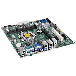 MicroATX Motherboard HD332-H81