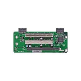 Riser Cards H300-2P1E