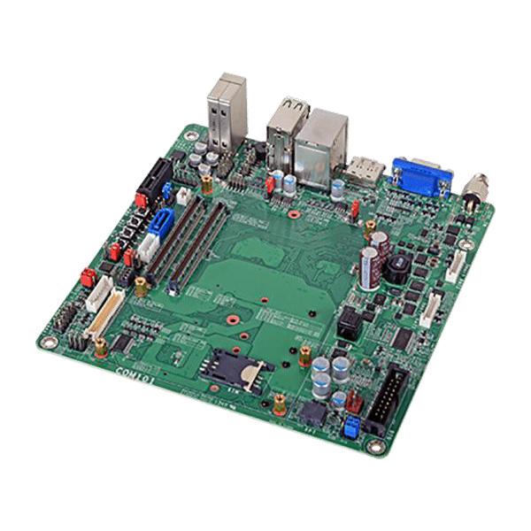 Mini-ITX Carrier Board COM101-BAT