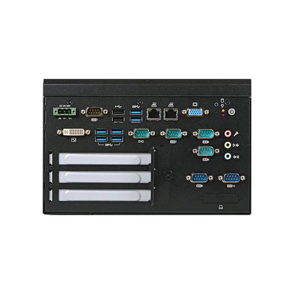 Fanless Embedded System EC531/EC532-HD