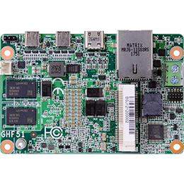 "1.8"" SBC with AMDRyzen™ Embedded R1000 Series"