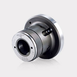 cr collet chuck for cylindrical center mount