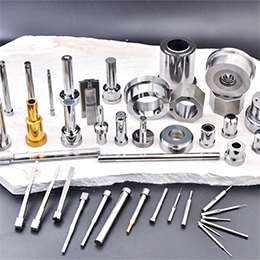 Punch and Die Carbide mold components