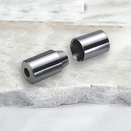 Taper locating components