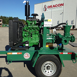 80 hp john deere water transfer pump