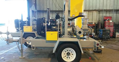 Redi-Prime 50HP Water Transfer Pump