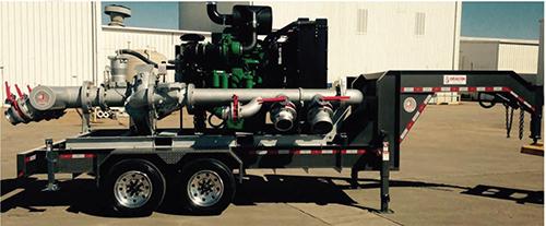 Redi-Prime 600HP Water Transfer Pump