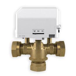 motorised valve - 3 port diverter