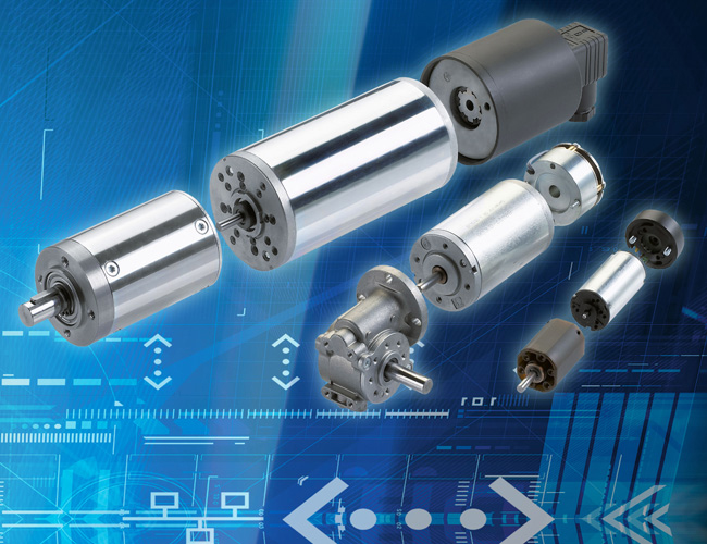 Brushed DC Motors