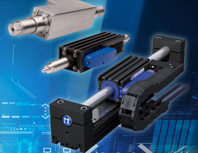 Linear Motor Systems