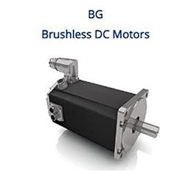 BG Brushless DC Motors