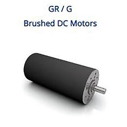 GR or G Brushed DC Motors
