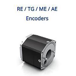 RE or TG or ME or AE Encoders