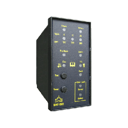 BX150 – 1 Zone Gas Detector (Panel Mounted)