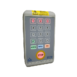 Controller for Gas Proving Systems in Laboratories KS23